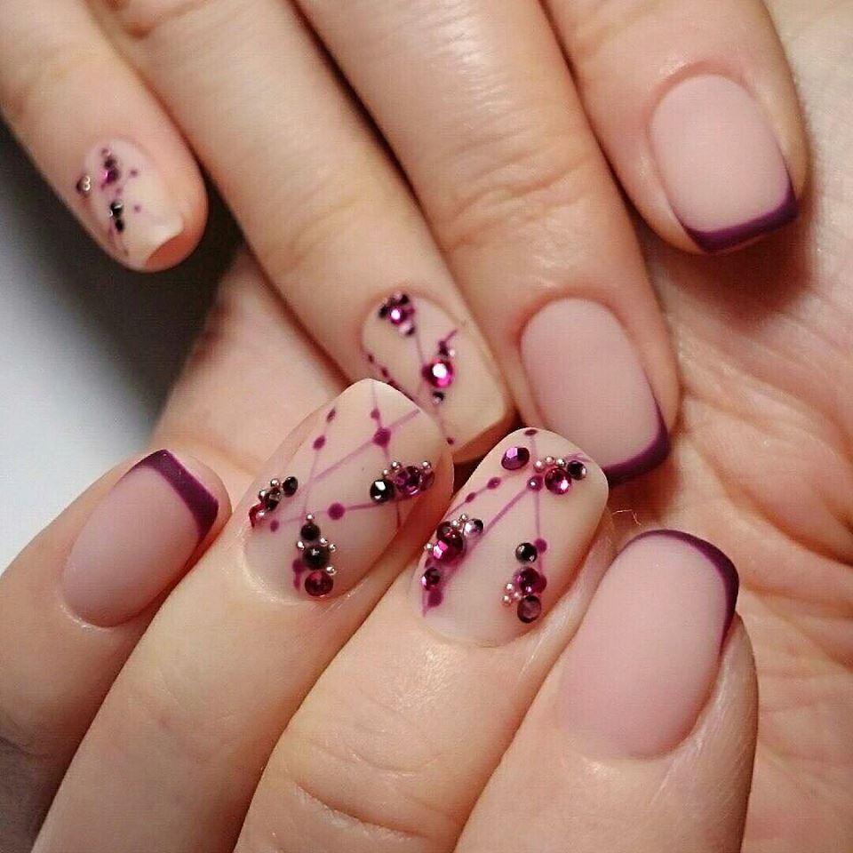Christmas nail ideas designs image free