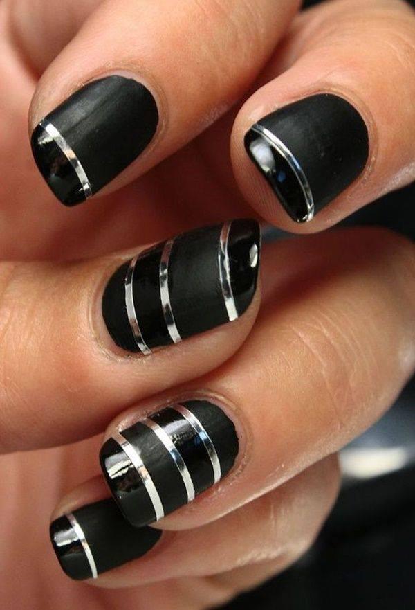 beautiful winter nail designs images