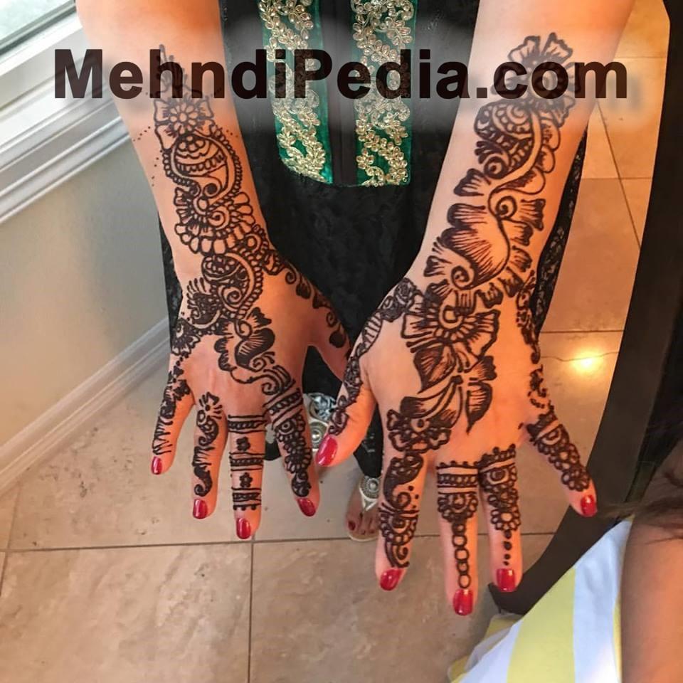 backhand mehndi designs bail easy