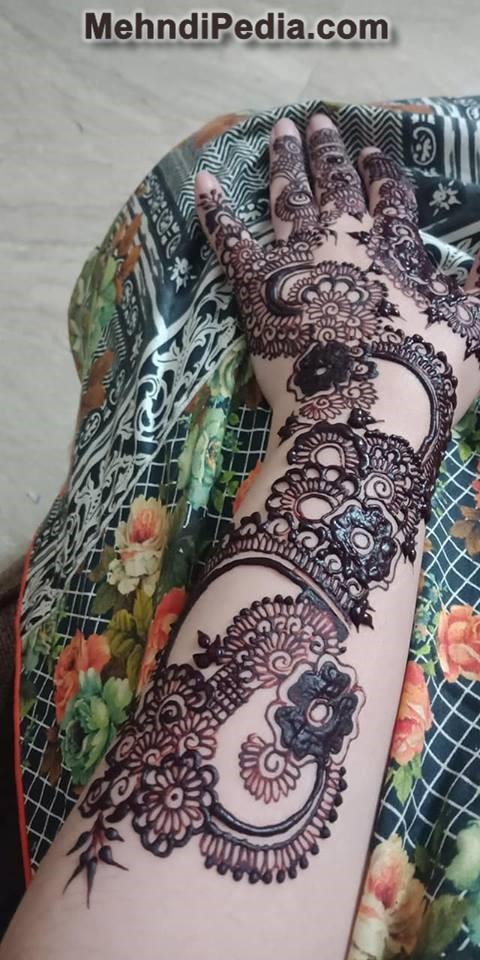 full arm henna designs wallpaper