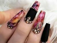 Chevron Nails amazing my choice