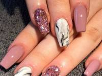 water marble nail art designs new latest