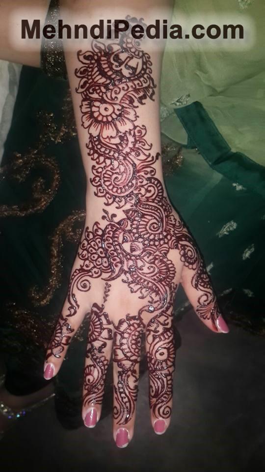 right hand designs