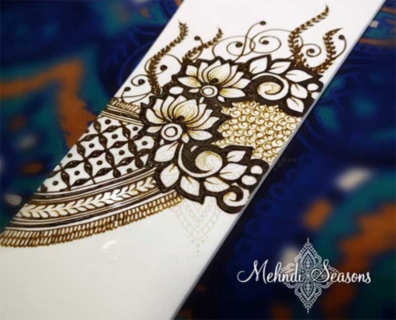 Mehndi Seasons intro