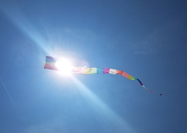 July Kite & Sunbeam
