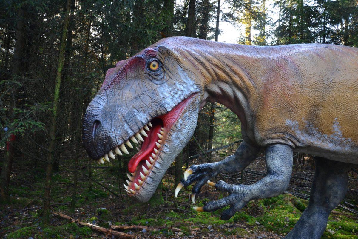 Der Dinopark im Altmühltal
