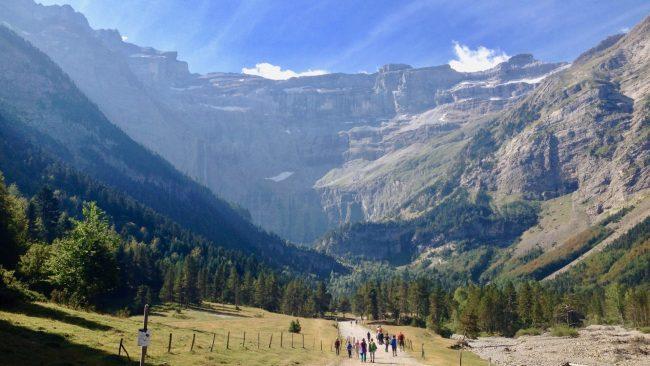 Pyrenäen: Der Cirque de Gavarnie