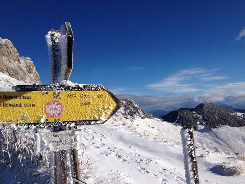 Spitzingsee: Zwischen Taubenstein und Rotwand