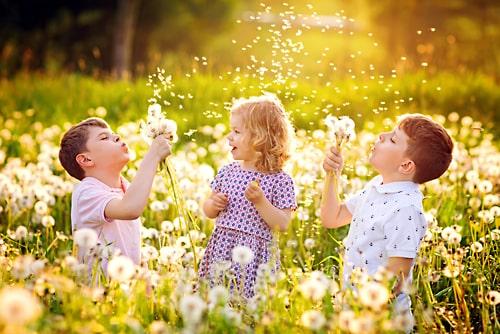 Kinesiologie mit Kindern