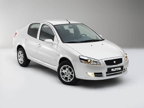 قیمت جدید خودرو رانا
