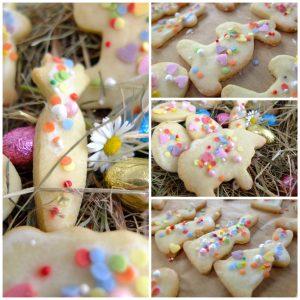 Osterhase-Kekse