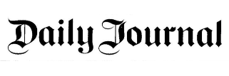 Image of Daily Journal logo