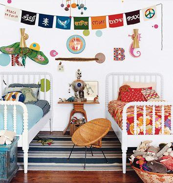 Çocuk ve bebek odası tasarımları