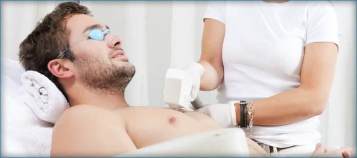 Lazer epilasyon İstanbul kliniklerinde erkeklere de hizmet var mı?