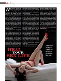 art & soc - heal your sex life