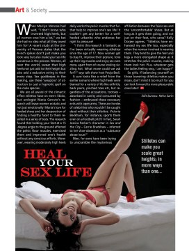 art & soc - heal your sex life