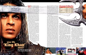 Live Life 'King Khan' Size