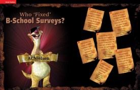 Who 'Fixed' B-School Surveys?