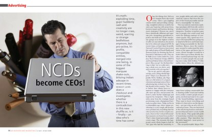 NCD become ceo