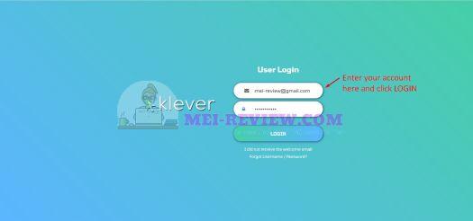 Klever-Demo-1
