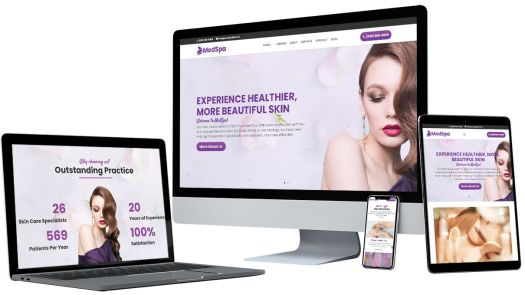 MedSpa-Money-Matrix-DFY-website