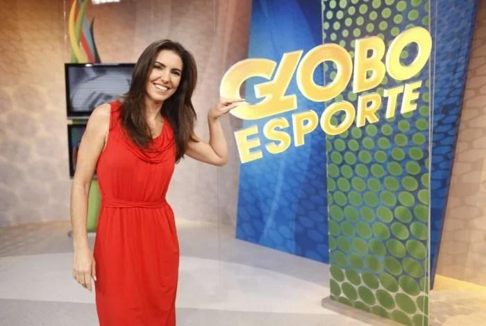 Fla negocia com ex-apresentadora da Globo | Arivaldo Maia