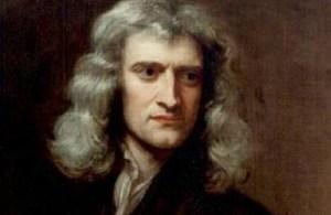 ニュートンの名言