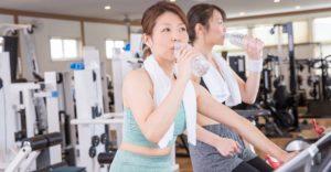 運動による減量