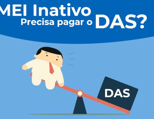 Mei Inativo precisa pagar o DAS? - Contabilidade online para Microempreendedor Individual (MEI) com emissão de nota fiscal carioca, nota fiscal eletrônica entre outros serviços