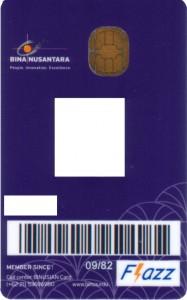 Image result for design flazz card binus univeristy