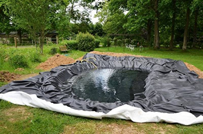 large baches souples pour bassin