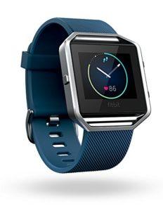 Comparatif bracelets connectés Fitbit Blaze