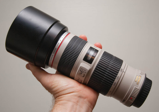 TEST –  Objectif EF 70-200mm f/4 L IS USM