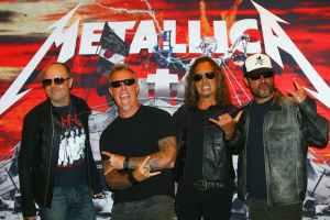 Découvrez les meilleurs albums de Metallica