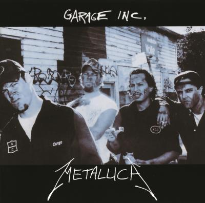 En dernière place de notre classement des meilleurs albums de Metallica