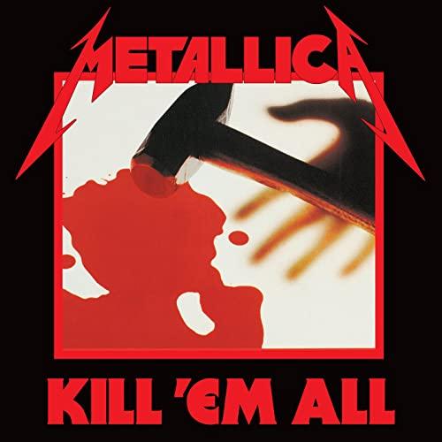 Meilleurs Albums de Metallica - Kill Em All