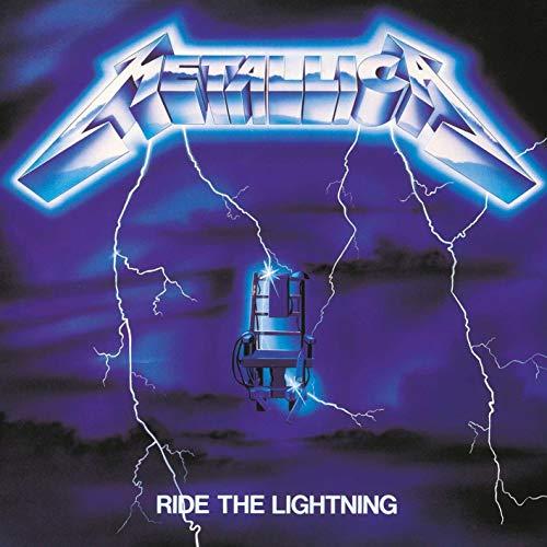 Meilleurs Albums de Metallica - Ride The Lightning