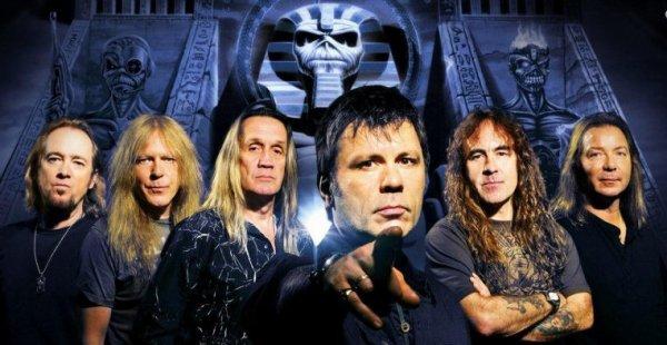 Découvrez le classement des meilleurs albums de Iron Maiden