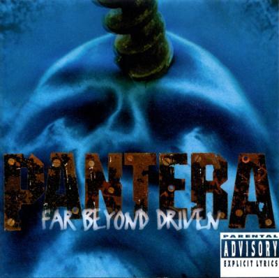Bienvenue sur le podium des meilleurs albums de Pantera
