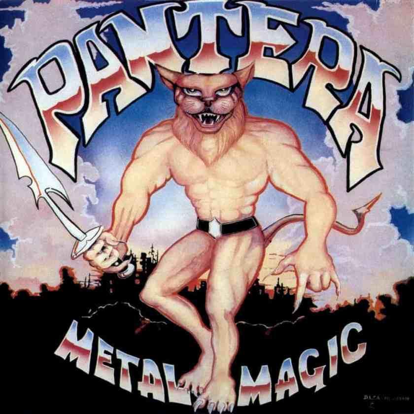 Metal Magic est en dernière place de notre classement des meilleurs albums de Pantera