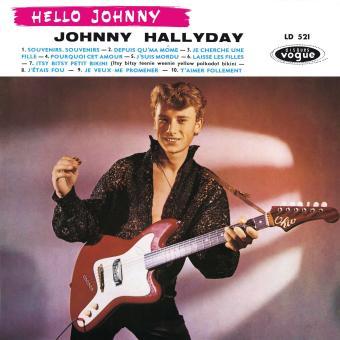 Le 1er et un des meilleurs albums de Johnny Hallyday - Hello Johnny