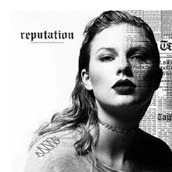 Reputation a toute sa place dans notre top des meilleurs albums de Taylor Swift