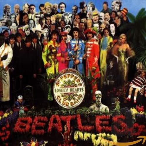 LE tout meilleur albums des Beatles - Sgt Pepper's