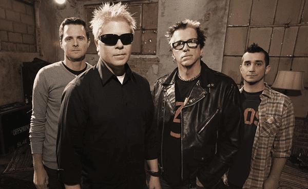 Découvrez le classement des meilleurs albums de Offspring