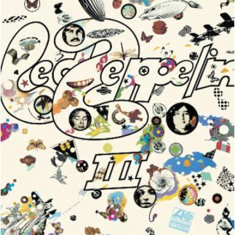 4ème place pour ce très bon Led Zeppelin 3 !