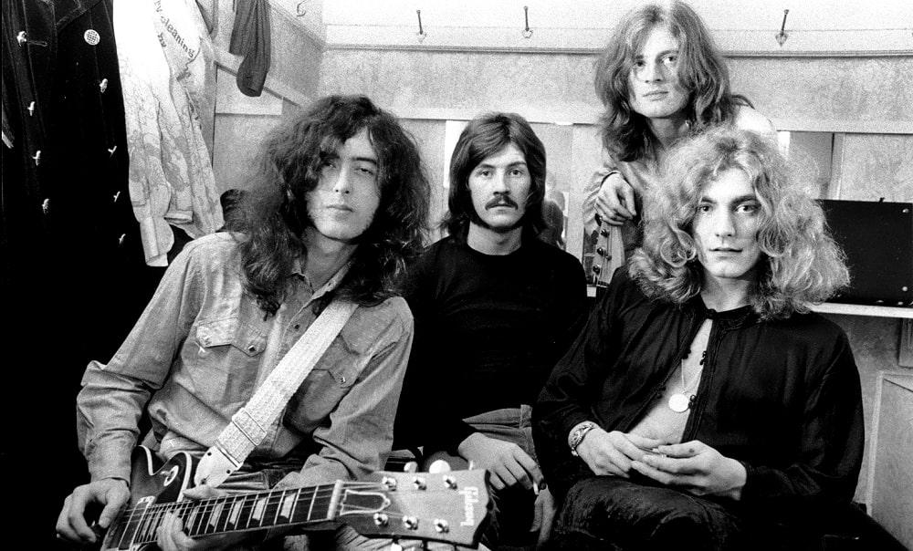 Découvrez notre top des meilleurs albums de Led Zeppelin