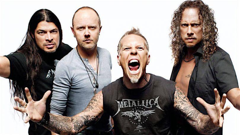 Découvrez notre classement des meilleurs titres de Metallica
