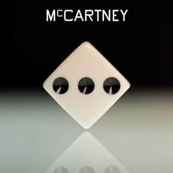 En dernière place de notre classement des meilleurs albums de Paul McCartney