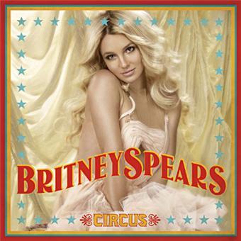 6ème place pour Circus de Britney Spears