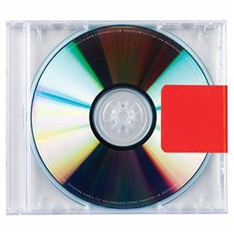 5ème place pour Yeezus dans notre classement des meilleurs disques de Kanye West